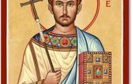 Santo Laurensius, Diakon, Martir