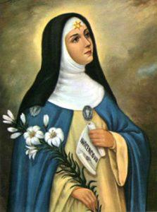 Santa Beatrix da Silva de Meneses
