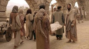 Tergeraklah Hati-Nya oleh Belas Kasihan