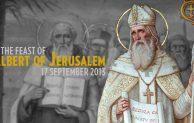 Santo Albertus dari Yerusalem