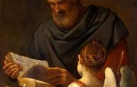 Santo Matius Rasul