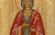 Santo Gerald of Aurillac