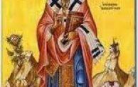 Santo Modestus dari Sardinia