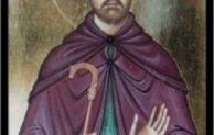 Santo Gerardus dari Brogne