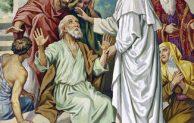 """Hari Biasa, Minggu Biasa XXVII. """"Jika Aku mengusir setan dengan kuasa Allah, Kerajaan Allah sudah datang"""""""