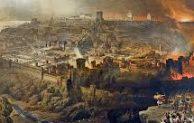 """Hari Biasa, Minggu Biasa XXXIV, """"Keruntuhan Yerusalem"""""""