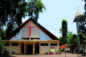 Gereja santa theresia Bongsari semarang
