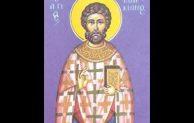 Santo Marsianus dari Konstantinopel