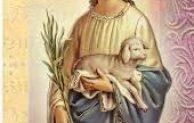 Santa Agnes dari Roma