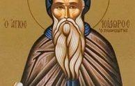 Santo Isidorus dari Pelusium