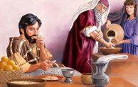 """Minggu Biasa V, Hari Biasa, """"Mengabaikan Perintah Allah demi Memelihara Adat Istiadat"""""""