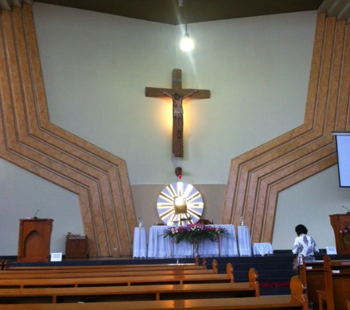 jadwal misa gereja santo paskalis