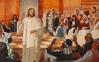 "Minggu Biasa IV, Hari Biasa, ""Seorang Nabi Dihormati Di mana-mana Kecuali Di tempat Asalnya Sendiri"""