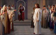 """Hari Biasa, Minggu IV Pra Paskah, """"Aku diutus oleh yang benar"""""""