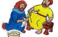 """Hari Biasa, Minggu II Pra Paskah, """"Anak Manusia datang bukan untuk dilayani, melainkan untuk melayani"""""""
