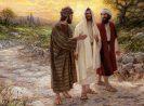 """Minggu III Paskah, """"Yesus tetap hadir di tengah pergumulan hidup kita"""""""