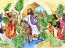 """Hari Minggu Palma, """"Mengenangkan Sengsara Tuhan"""""""