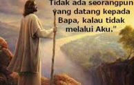 "Hari Biasa, Minggu IV Paskah, ""Akulah Jalan dan Kebenaran dan Hidup"""