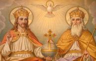 "Hari Biasa, Minggu VI Paskah, ""Bapa dan Putera dan Roh Kudus"""