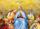 "Minggu Pentakosta, ""Pola Hidup baru Para Murid Kristus"""