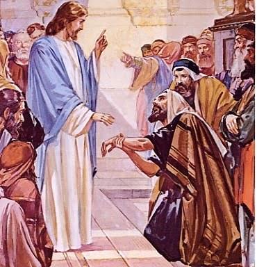 Renungan Harian Katolik Jumat, 30 Oktober 2020