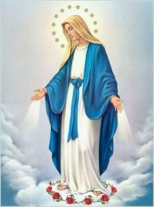 Mengapa Bunda Maria dikandung tanpa noda?