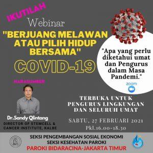 Webinar covid 19