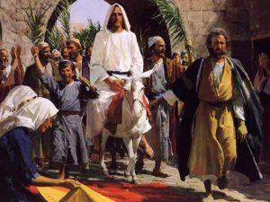 Renungan Harian Katolik Minggu, 28 Maret 2021