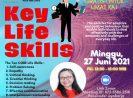 10 Keterampilan inti dalam hidup ~ seri webinar juni