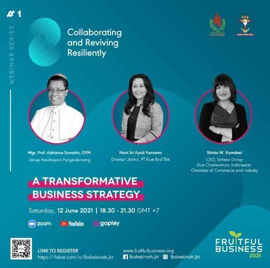 Webinar Fruitful Business 2021