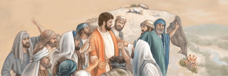 Renungan Harian Katolik Jumat, 30 Juli 2021